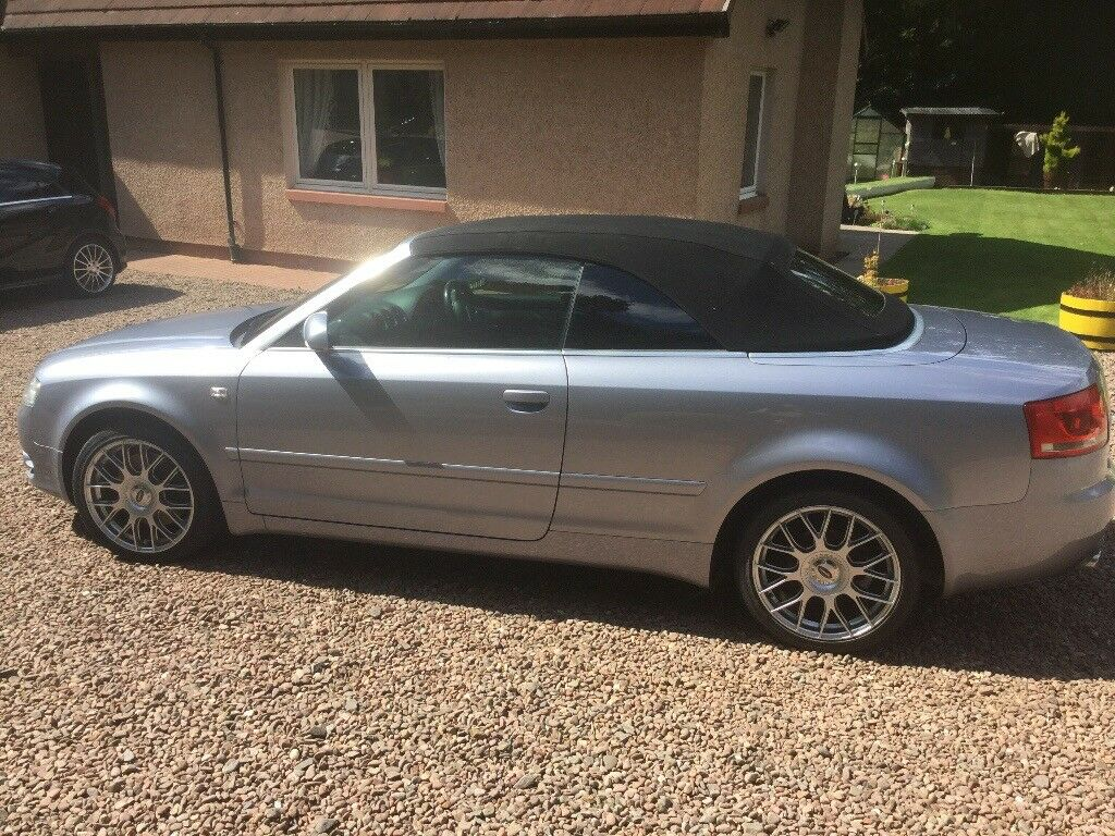 For Sale Audi A4 Convertible 2006 Petrol In Duns Scottish Borders