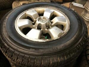 Toyota 4runner   Great Deals on New & Used Car Tires, Rims