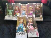 Disney princess animator dolls