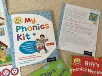 Read with Biff, Chip & Kipper: My Phonics Kit