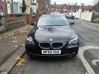 BMW 520d 60 reg LCI face lift HPI clear FSH