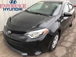2014 Toyota Corolla CE LOW KMs | FACTORY WARRANTY | EXCELLENT CO