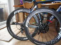 60mm fast Forward Carbon Clinchers