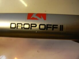 """MARZOCCHI DROP OF TWO SUSPENSION FORKS 11/8"""" AHEAD 210 LENGTH 150 TRAVEL"""