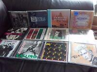 Mixed Lot Of Punk/Ska CD's