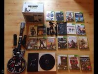 Xbox 360 320gb Call of Duty MW3 Limited Edition + Selection of Games