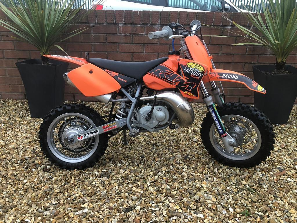 KTM 50 mini not pw50 | in Radcliffe, Manchester | Gumtree