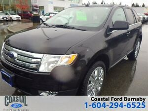 2010 Ford Edge Limited AWD with Only 73,639Klms
