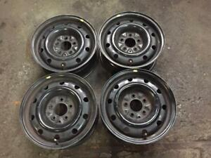 """4 15"""" ROUES 5x115 GM UNIVERSEL"""