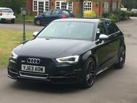 2014 AUDI A3 TDI FULL S3 REPLICA LOOKS 25K DRIVES LIKE NEW LOW MILEAGE S LINE SPORT RS3 GTD R GTI PX