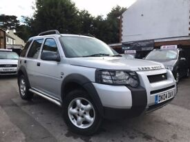Land Rover Freelander 2.0 TD4 Full Service History 3 Months Warranty FINANCE AVAILABLE