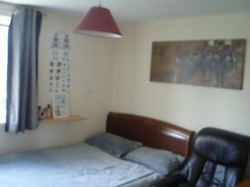 Room for rent in central/west Oxford. £125 per week