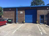 1,805 sq ft workshop / industrial unit / work space / office / unit