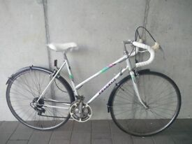 Vintage Peugeot Premierelle Road bicycle, 20inch Lightweight frame.Ready to ride away