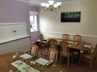 Abbeyfield provide sheltered accomodation for people over the age of 55.