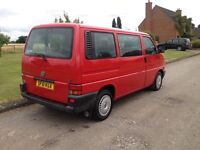 VW T4 Transporter Caravelle 2.5 TDI manual