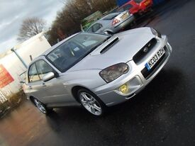 2003 SUBARU WRX TURBO FSH PPP PRODRIVE KIT NICE EXAMPLE MAY PX NO OFFERS CONSIDERED
