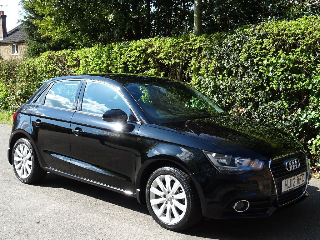 2012 12 audi a1 1 6 tdi sport sportback 5dr 5 door diesel hatchback in poole dorset gumtree. Black Bedroom Furniture Sets. Home Design Ideas