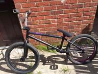 Custom eon verde / we the people bmx bike for sale or swap