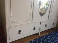 Painted wardrobe NOW SOLD