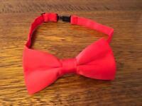 Adjustable Silky Bow Tie