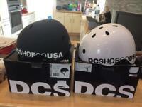 DC Shoes Skate Helmets - brand new