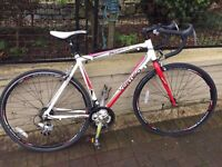"Vertigo Picadilly Road Bike - 21"" Frame - Hardly Used - Fantastic for Christmas"