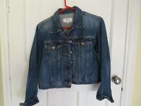 Ladies Next denim jacket