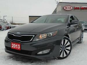 2013 Kia Optima SX Turbo
