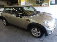 2007 MINI HATCH 1.4 ONE 3DOOR, SERVICE HISTORY, VERY CLEAN CAR, DRIVES LIKE NEW, HPI CLEAR