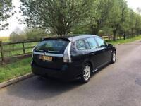 2007 Saab 9-3 1,9 litre diesel 5dr estate 2 owners