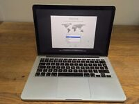 """Apple MacBook Pro Retina 13.3"""" Mid-2014 2.8GHz i5 8GB RAM 512GB SSD MGX92B/A"""