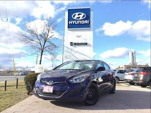 2014 Hyundai Elantra GL - 55000 KMS ONLY! NO ACCIDENTS!