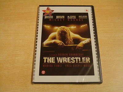 DVD / THE WRESTLER ( MARISA TOMEI, MICKEY ROURKE... )