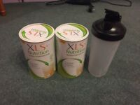 XLS Meal Replacement Vanilla Milkshakes