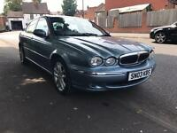 Jaguar X-type 3.0 V6 2003 - 103,000 miles - MOT&TAX - drives good - not Lexus bmw Audi Mercedes ford