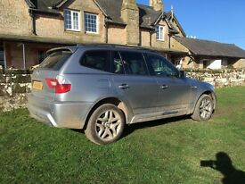 BMW X3 2.0D M Sport 2006 1 Owner From New FSH