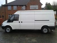 **FULLY INSURED** 24/7 SHORT NOTICE MAN AND VAN REMOVALS & DELIVERY SERVICE