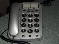 Phone With Large key Pad