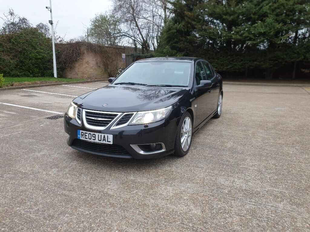 Saab 9 3 Aero Ttdi With Sat Nav Fully Loaded 180bhp Factory Plus Remap Stage 1