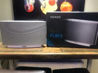 Sonos Play 5 (boxed) - Excellent condition