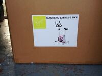 Exercise Bike, Davina Mcall, Magnetic Wheel