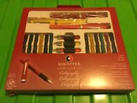 Sheaffer Pen Set and Cook Book