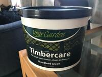 Brand new 7.5 ltr timber care