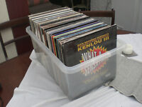 "150 x 12"" US House/D'n'B Vinyl Records For Sale - £100 *Quick Sale Required"