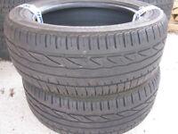 Summer tyres 195/55 R15