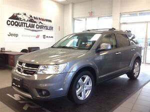 2012 Dodge Journey R/T Leather 8.4 Display Alloy Wheels