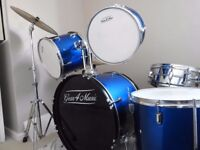 5 piece Gear for music drum kit