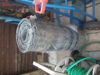roll of heavy duty fencing bargain at 15 pound call me on01516453349