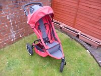 Phil & Teds Sport double pushchair